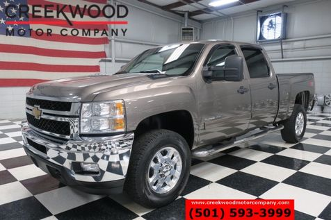 2014 Chevrolet Silverado 2500HD LT 4x4 Z71 Diesel Leather Chrome New Tires Clean in Searcy, AR