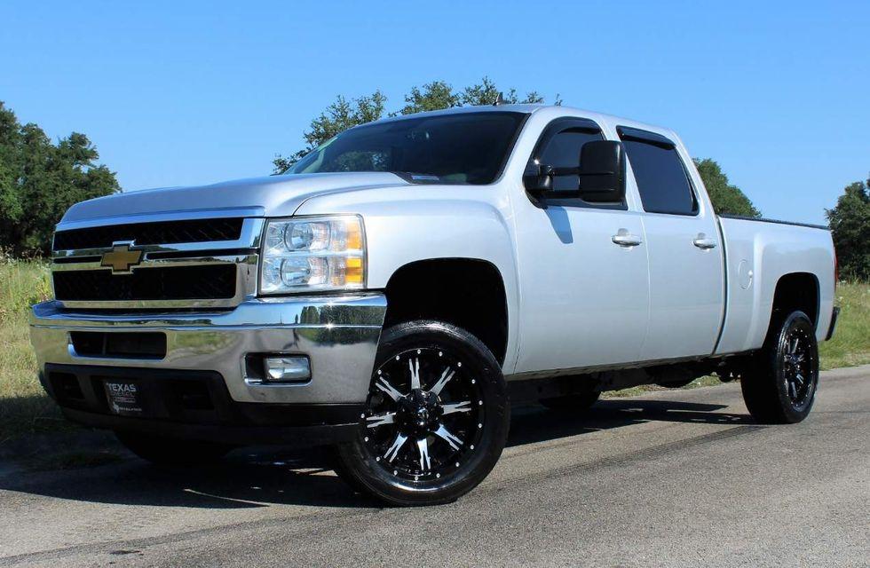 Texas Diesel Store >> 2014 Chevrolet Silverado 2500hd Ltz 4x4 Temple Tx Texas