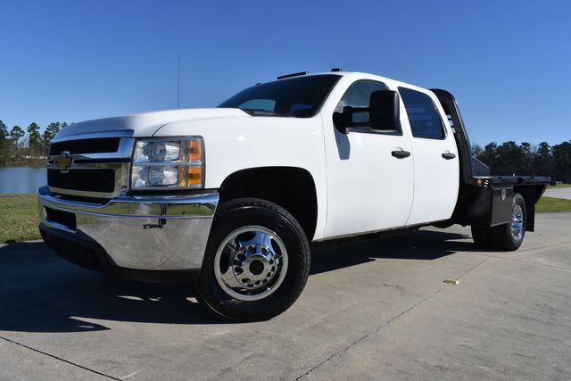 2014 Chevrolet Silverado 3500 W/T