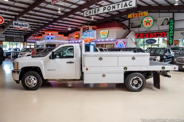 2014 Chevrolet Silverado 3500HD Work Truck in Addison, Texas 75001