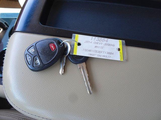2014 Chevrolet Silverado 3500HD LTZ Madison, NC 54