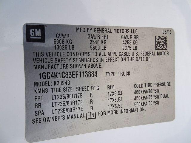 2014 Chevrolet Silverado 3500HD LTZ Madison, NC 57
