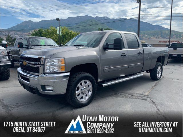 2014 Chevrolet Silverado 3500HD LT in Orem, Utah 84057