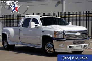 2014 Chevrolet Silverado 3500HD LTZ Diesel DRW One Owner in Plano Texas, 75093