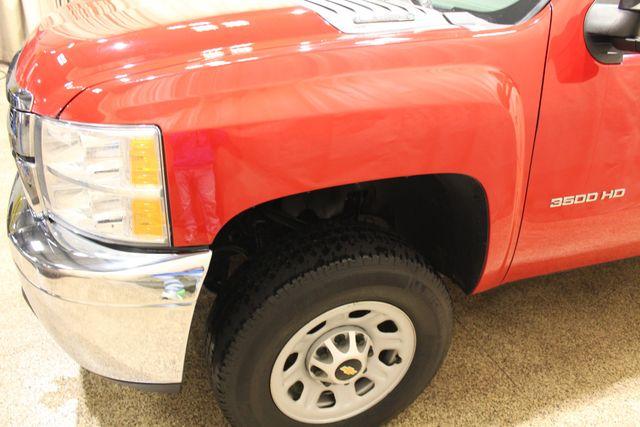 2014 Chevrolet Silverado 3500HD 4x4 Diesel Work Truck in Roscoe IL, 61073