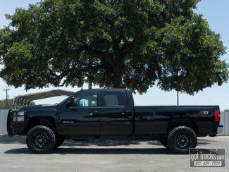 2014 Chevrolet Silverado 3500HD Crew Cab LTZ Z71 6.6L Duramax Turbo Diesel 4X4 in San Antonio Texas, 78217