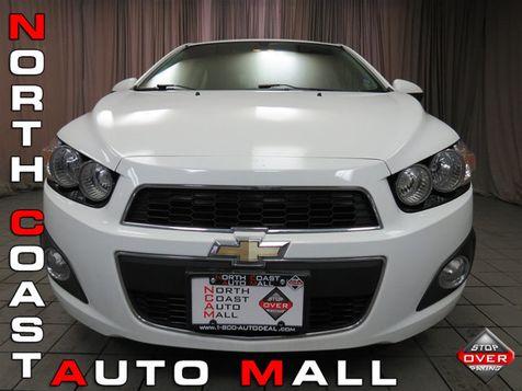 2014 Chevrolet Sonic LTZ in Akron, OH