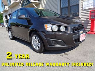 2014 Chevrolet Sonic LT in Brockport NY, 14420