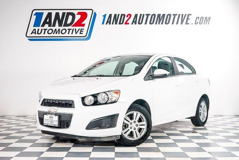 2014 Chevrolet Sonic LT in Dallas TX