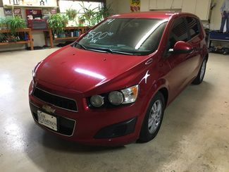 2014 Chevrolet Sonic LT in Denison, TX 75020