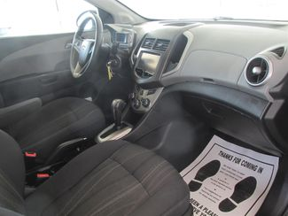 2014 Chevrolet Sonic LT Gardena, California 8