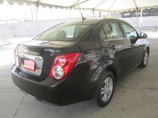 2014 Chevrolet Sonic LT Gardena, California 2