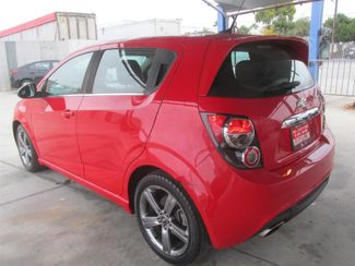2014 Chevrolet Sonic RS Gardena, California 1