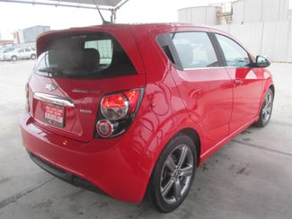 2014 Chevrolet Sonic RS Gardena, California 2