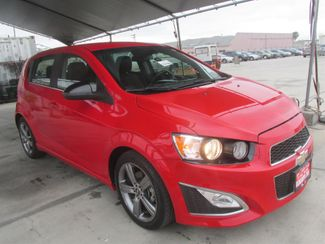 2014 Chevrolet Sonic RS Gardena, California 3
