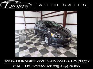 2014 Chevrolet Sonic LT - Ledet's Auto Sales Gonzales_state_zip in Gonzales
