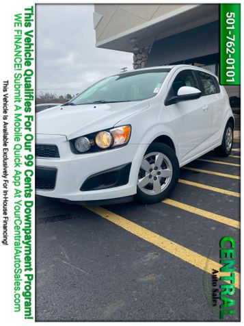 2014 Chevrolet Sonic LS | Hot Springs, AR | Central Auto Sales in Hot Springs, AR