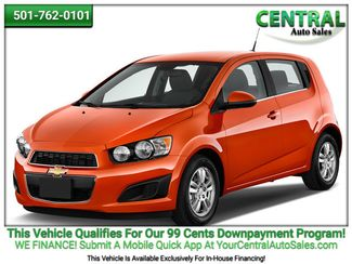 2014 Chevrolet Sonic LTZ   Hot Springs, AR   Central Auto Sales in Hot Springs AR