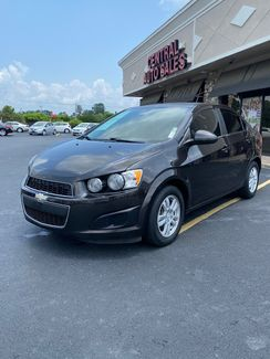 2014 Chevrolet Sonic LT   Hot Springs, AR   Central Auto Sales in Hot Springs AR