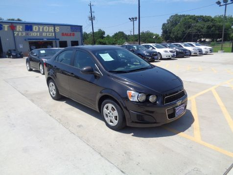 2014 Chevrolet Sonic LS in Houston