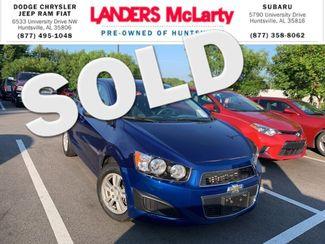 2014 Chevrolet Sonic LT | Huntsville, Alabama | Landers Mclarty DCJ & Subaru in  Alabama