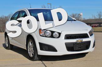 2014 Chevrolet Sonic LT in Jackson, MO 63755