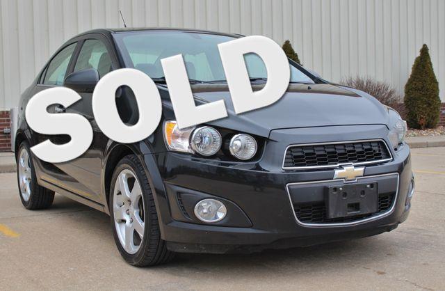 2014 Chevrolet Sonic LTZ in Jackson, MO 63755