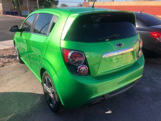 2014 Chevrolet Sonic RS CAR PROS AUTO CENTER (702) 405-9905 Las Vegas, Nevada 3