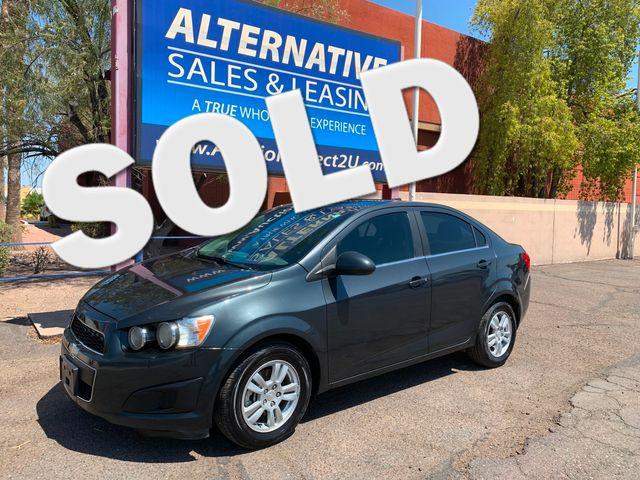 2014 Chevrolet Sonic LT 3 MONTH/3,000 MILE NATIONAL POWERTRAIN WARRANTY Mesa, Arizona