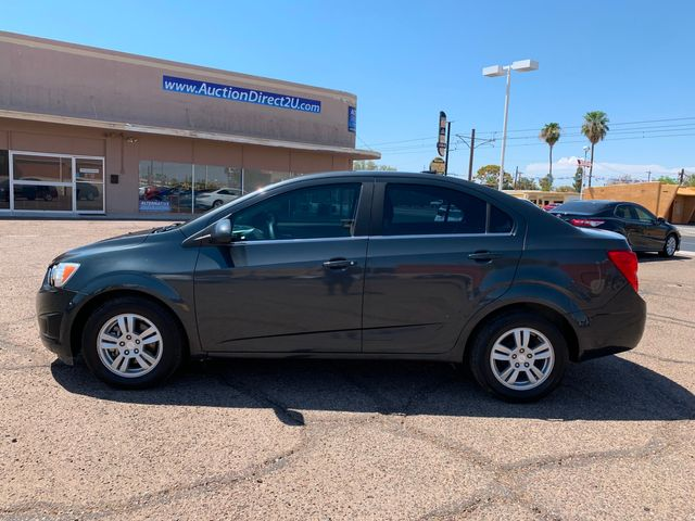 2014 Chevrolet Sonic LT 3 MONTH/3,000 MILE NATIONAL POWERTRAIN WARRANTY Mesa, Arizona 1