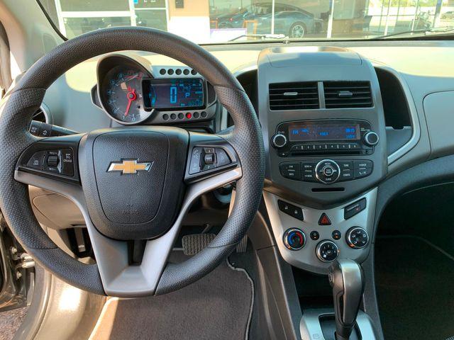 2014 Chevrolet Sonic LT 3 MONTH/3,000 MILE NATIONAL POWERTRAIN WARRANTY Mesa, Arizona 15