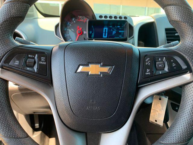 2014 Chevrolet Sonic LT 3 MONTH/3,000 MILE NATIONAL POWERTRAIN WARRANTY Mesa, Arizona 17