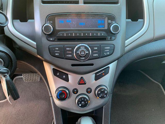 2014 Chevrolet Sonic LT 3 MONTH/3,000 MILE NATIONAL POWERTRAIN WARRANTY Mesa, Arizona 18