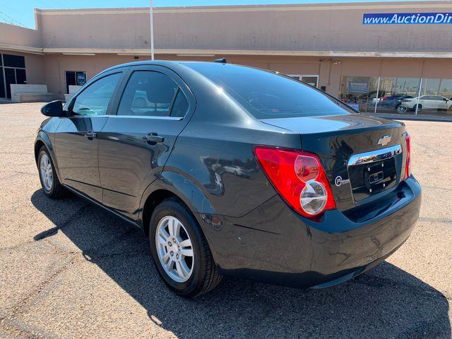 2014 Chevrolet Sonic LT 3 MONTH/3,000 MILE NATIONAL POWERTRAIN WARRANTY Mesa, Arizona 2