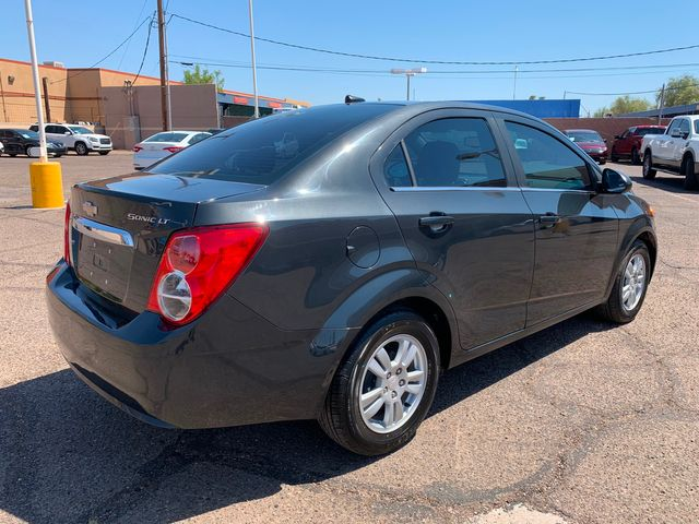 2014 Chevrolet Sonic LT 3 MONTH/3,000 MILE NATIONAL POWERTRAIN WARRANTY Mesa, Arizona 4