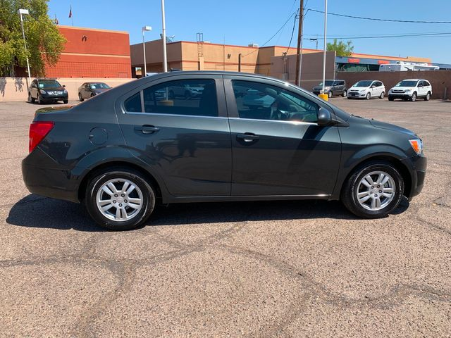 2014 Chevrolet Sonic LT 3 MONTH/3,000 MILE NATIONAL POWERTRAIN WARRANTY Mesa, Arizona 5