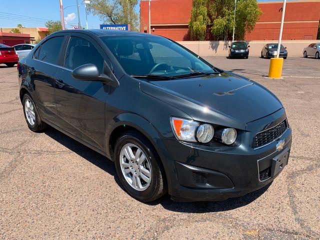 2014 Chevrolet Sonic LT 3 MONTH/3,000 MILE NATIONAL POWERTRAIN WARRANTY Mesa, Arizona 6