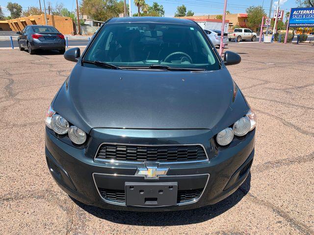 2014 Chevrolet Sonic LT 3 MONTH/3,000 MILE NATIONAL POWERTRAIN WARRANTY Mesa, Arizona 7