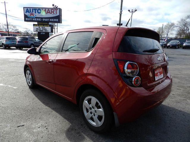 2014 Chevrolet Sonic LS in Nashville, Tennessee 37211