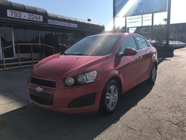 2014 Chevrolet Sonic LT Located at OUR I40 LOCATION 405-917-7433