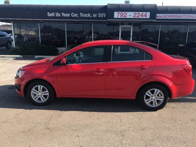 2014 Chevrolet Sonic LT Located at OUR I40 LOCATION 405-917-7433 in Oklahoma City, OK 73122