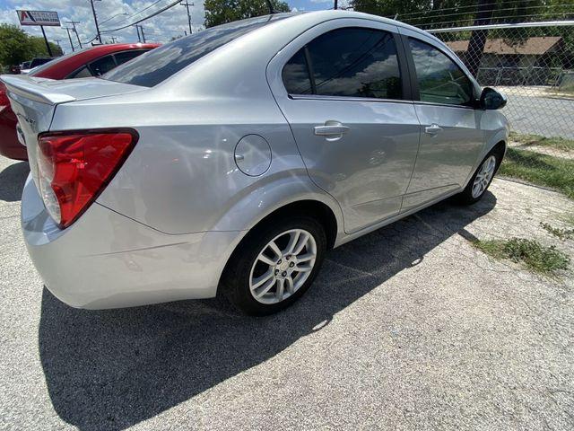 2014 Chevrolet Sonic LT in San Antonio, TX 78237