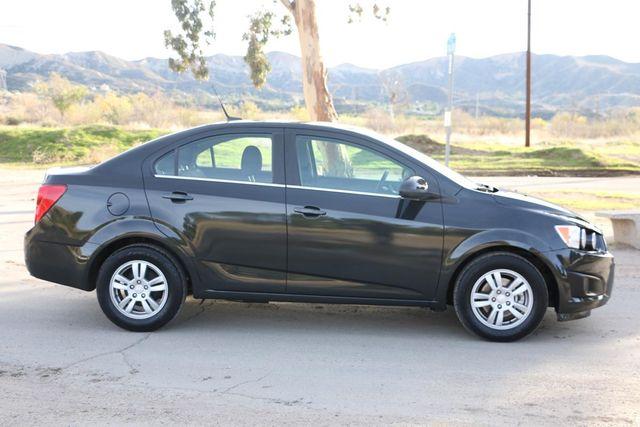 2014 Chevrolet Sonic LT Santa Clarita, CA 12