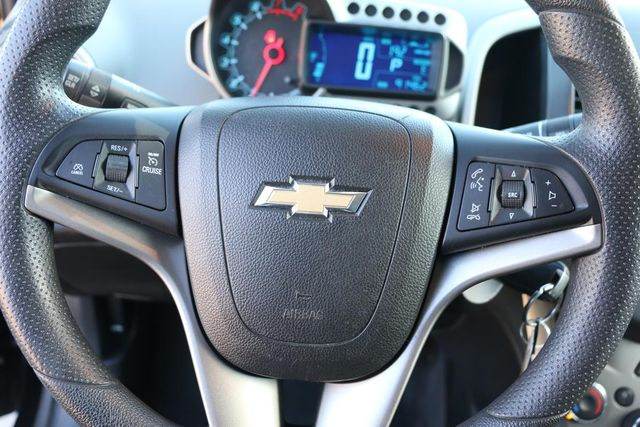 2014 Chevrolet Sonic LT Santa Clarita, CA 23