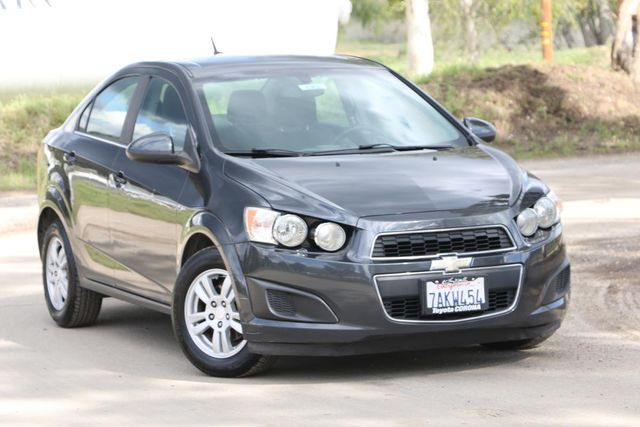 2014 Chevrolet Sonic LT Santa Clarita, CA 3
