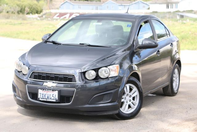 2014 Chevrolet Sonic LT Santa Clarita, CA 4