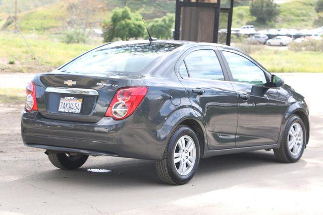 2014 Chevrolet Sonic LT Santa Clarita, CA 6