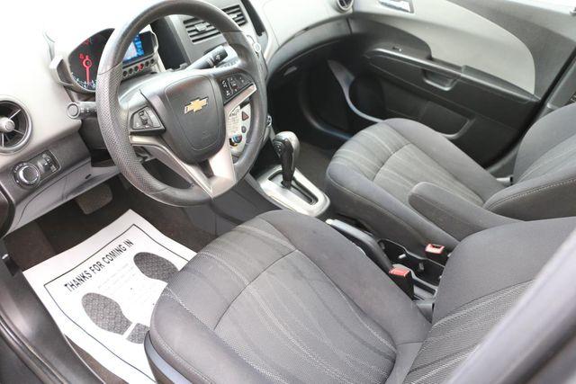 2014 Chevrolet Sonic LT Santa Clarita, CA 8