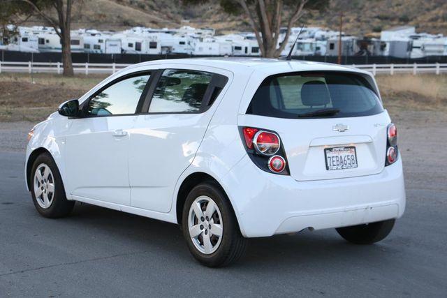2014 Chevrolet Sonic LS Santa Clarita, CA 4