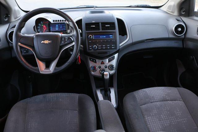 2014 Chevrolet Sonic LS Santa Clarita, CA 6
